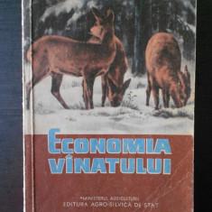 OTTO WITTING - ECONOMIA VANATULUI {1960}
