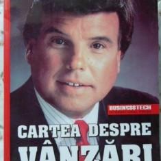 Cartea Despre Vanzari - Tom Hopkins, 401312 - Carte Marketing
