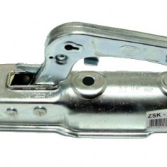 Cuplaj remorca BestAutoVest 60mm 750Kg ax rotund - Carlig remorcare