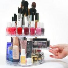 Organizator suport cosmetice Glam Caddy - Cutie depozitare