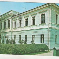Bnk cp Slatina - Liceul Radu Greceanu - circulata - Carte Postala Oltenia dupa 1918, Printata