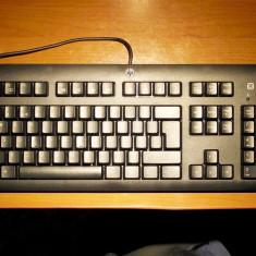 Tastatura HP cu Smart Card Reader KUS1206 USB - Tastatura PC HP, Cu fir