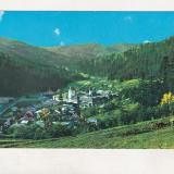 Bnk cp Agapia - Vedere generala - necirculata - Carte Postala Moldova dupa 1918, Printata