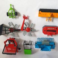 Set accesorii masini agricole, SIKU, Germania Deutz-Fahr - Masinuta Hot Wheels