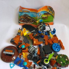 Lot tip LEGO Mega Bloks Skylanders Giants