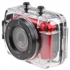 Camera sport si auto camcorder HD cu touchscreen & waterproof
