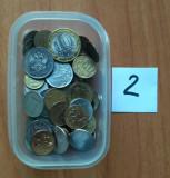 Rusia   1961-2017    Lot   100   monede  (   2  ), Europa, Cupru-Nichel