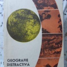 Geografie Distractiva - Aurel Lecca, 401354 - Carte Geografie