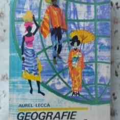 Geografie Distractiva - Aurel Lecca, 401231 - Carte Geografie