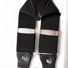 Bretele barbati extensibile latime 3.5 cm
