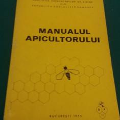 MANUALUL APICULTORULUI /1975