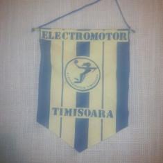 Fanion Electromotor Timisoara - Fanion handbal
