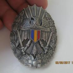 Medalie Decoratie Insigna tip brosa-ACADEMIA MILITARA, anii 90 - Jubiliare