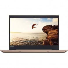 Laptop Lenovo IdeaPad 520S-14IKB 14 inch Full HD Intel Core i5-7200U 4GB DDR4 1TB HDD Champagne Gold