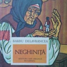 Neghinita - Barbu Delavrancea, 401292 - Carte Basme