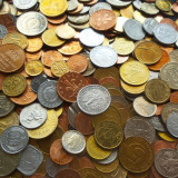 !Licitaţie de la 1 Leu >>> 500 MONEDE DIVERSE + BONUS MONEDA ARGINT  *vezi foto!