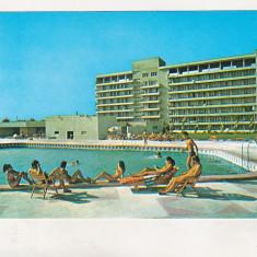 Bnk cp Eforie Sud - Hotel Flamingo - necirculata - Carte Postala Dobrogea dupa 1918, Printata
