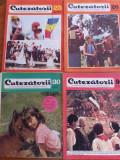 Lot 52 reviste vintage CUTEZATORII anul II 1968 / R7P5
