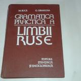 M.BUCA \ G.CERNICOVA - GRAMATICA PRACTICA A LIMBII RUSE