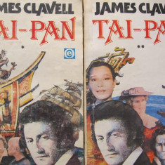 Tai Pan (2 vol.) -James Clavell - Carte de aventura