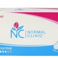 NORMAL CLINIC TAMPOANE INTERNE 16BUC NORMAL
