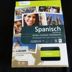 Spanisch - Sprachkurs - Carte in spaniola