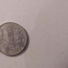 CY - Pfennig 1960 RDG Germania / aluminiu