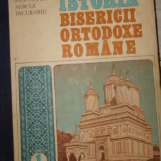 Istoria bisericii ortodoxe romane vol.1/677pag/an 1991- Mircea Pacurariu