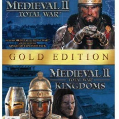 Joc software Total War: Medieval II Gold Edition PC