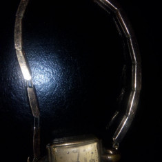 Ceas Aur Dama Doxa Vintage - Ceas dama Doxa, Mecanic-Manual