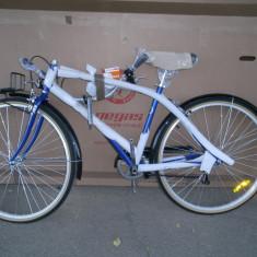 Bicicleta PEGAS Popular - Bicicleta de oras, 19 inch, 28 inch, Numar viteze: 7