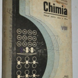 Chimia - manual pentru clasa a VIII-a, 1987 - Manual scolar, Clasa 8, Chimie