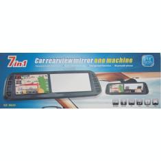 Oglinda monitor cu GPS DVR plus multe alte functii 7in1 AL-TCT-2484