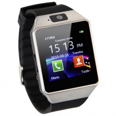 LICHIDARE STOC! TELEFON MOBIL GSM DEGHIZAT IN CEAS SMART WATCH,TOUCHSCREEN.NOU!