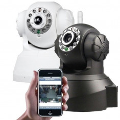 Camera supraveghere cu IP/Network & P2P WI-FI cu control de pe telefon si PC 9180 - Gadget supraveghere