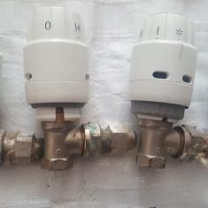 Termostat si robinet calorifer, Pentru calorifer, Mecanic