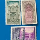 SPANIA -Arta -Religie -serie completa -Nestamp.-MNH - Timbre straine, Stampilat