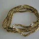 Lant aur 45 grame - Lantisor aur, Carataj aur: 14k, Culoare Aur: Galben