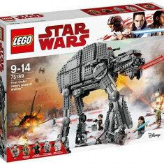 LEGO Star Wars - Heavy Assault Walker al Ordinului Intai 75189