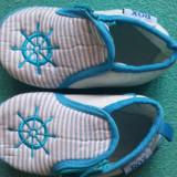 Papuci interior - Papuci copii, Marime: 22, Culoare: Albastru