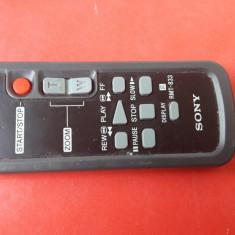 TELECOMANDA Sony RMT-833 - Telecomanda Camera Video