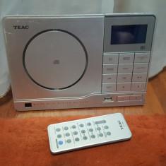 MiniSistem MiniCombina NETESTATA Teac MC-DX40+Telecomanda RC-1195 - Combina audio