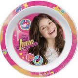 Farfurie melamina 22cm Soy Luna