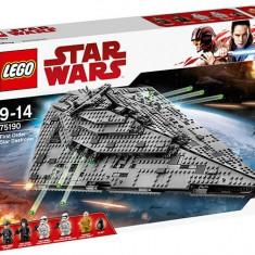 LEGO Star Wars - Star Destroyer al Ordinului Intai 75190