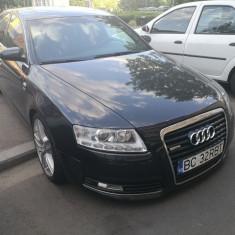 Vand Audi a6 s line 2005, fața este de 2010, Benzina, 17000 km, 1 cmc