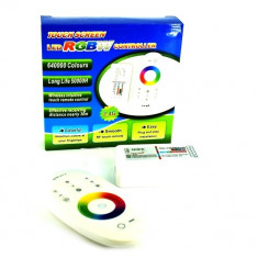 Telecomanda Banda led RGB Wireless + Controller 2,4G