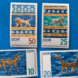 Germania-DDR--ARTA - serie completa-nestamp-mnh - Timbre straine, Stampilat