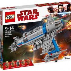 LEGO Star Wars - Bombardier al Rezistentei 75188