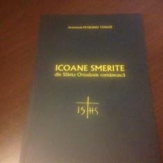 IEROM. PETRONIU TANASE, ICOANE SMERITE DIN SFANTA ORTODOXIE ROMANEASCA