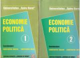 (C7719) ECONOMIE POLITICA DE CONSTANTIN ENACHE, MECU, UNIVERSITATEA SPIRU HARET